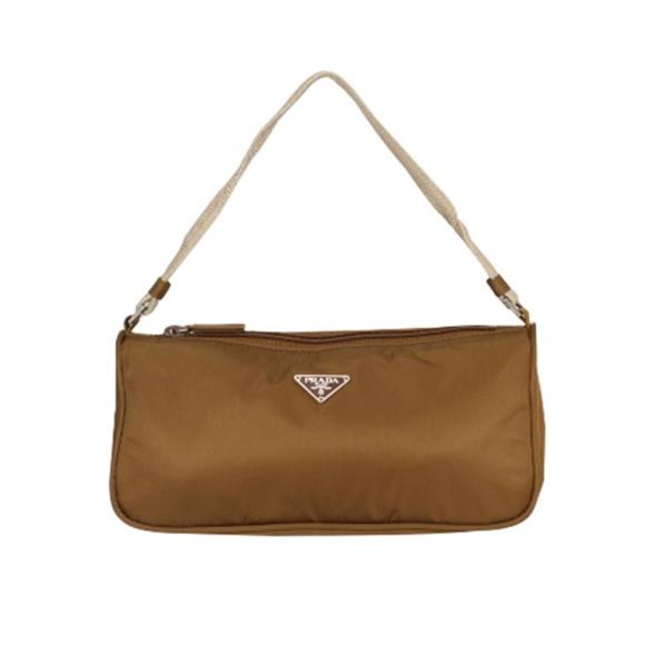 d06d5fb3c277 Prada Bags   Sale Nwt Vela Mv633 Rare Bronzo   Poshmark